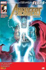 Couverture Les Légendes du tonnerre - Avengers Universe, tome 23
