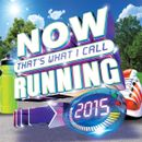 Pochette Now That's What I Call Running 2015