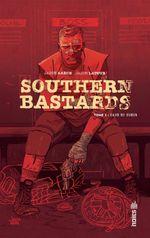 Couverture Sang et Sueur - Southern Bastards, tome 2
