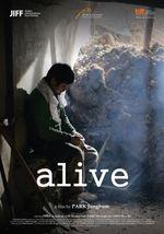 Affiche Alive