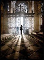 Affiche Meurtres à l'Abbaye de Rouen