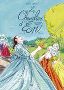 Couverture Charles - Le Chevalier d'Éon, tome 2