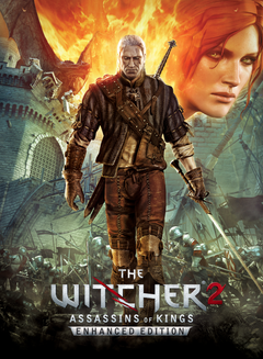 Jaquette The Witcher 2 : Assassins of Kings