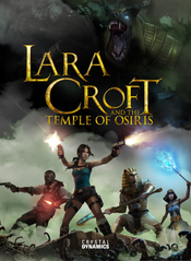 Jaquette Lara Croft and the Temple of Osiris