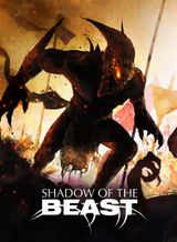 Jaquette Shadow of the Beast