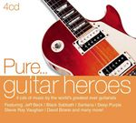 Pochette Pure… Guitar Heroes