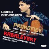 Pochette Prokofiev / Kabalevsky