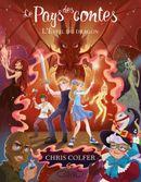 Couverture L'Éveil du dragon - Le Pays des contes, tome 3