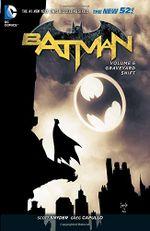 Couverture Batman Vol. 6: Graveyard Shift