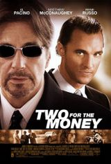Affiche Two for the Money