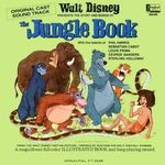 Pochette Walt Disney Presents the Story and Songs of The Jungle Book (OST)