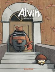 Couverture L'Héritage d'Abélard - Alvin, tome 1