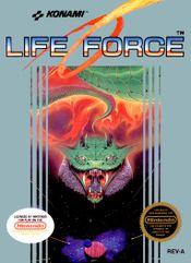 Jaquette LifeForce