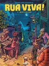 Couverture Noticias - Rua Viva!, tome 1