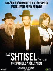 Affiche Les Shtisel : Une famille à Jérusalem
