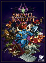 Jaquette Shovel Knight