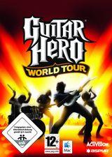 Jaquette Guitar Hero : World Tour