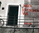 Pochette Musica Elettronica Viva: MEV 40