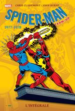 Couverture 1977-1978 - Spider-Man Team-Up : L'Intégrale, tome 5