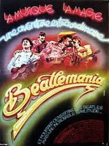 Affiche Beatlemania