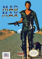 Jaquette Mad Max