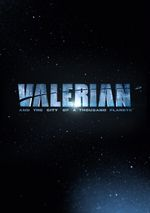 Affiche Valerian and the City of a Thousand Planets