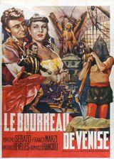 Affiche Le Bourreau de Venise