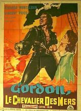 Affiche Gordon, chevalier des mers