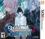 Jaquette Devil Survivor 2 : Break Record