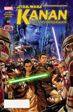 Couverture Star Wars: Kanan (2015 - 2016)