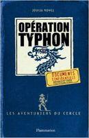 Couverture Opération typhon
