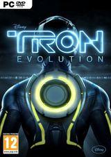 Jaquette Tron Evolution
