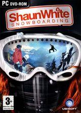 Jaquette Shaun White Snowboarding