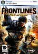 Jaquette Frontlines : Fuel of War