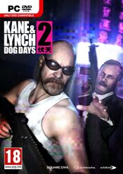 Jaquette Kane & Lynch 2 : Dog Days