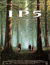 Affiche IP5, l'île aux pachydermes