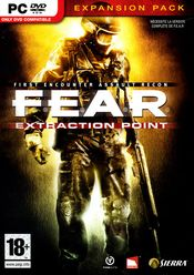 Jaquette F.E.A.R. Extraction Point