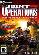 Jaquette Joint Operations : Typhoon Rising