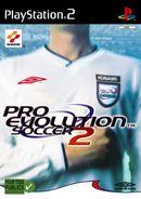 Jaquette Pro Evolution Soccer 2