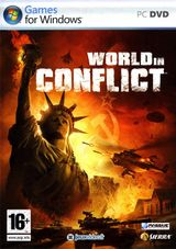 Jaquette World in Conflict