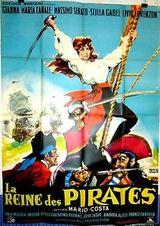 Affiche La reine des pirates