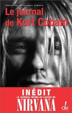 Couverture Le journal de Kurt Cobain