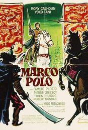 Affiche Marco Polo