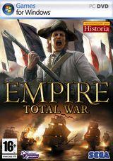 Jaquette Empire: Total War
