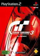 Jaquette Gran Turismo 3 : A-spec