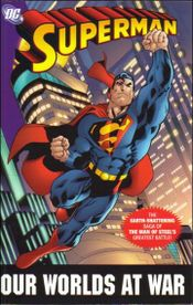 Couverture Superman: Our Worlds At War