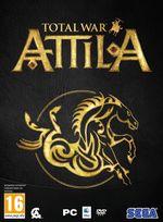 Jaquette Total War Attila - Édition Spéciale