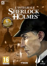 Jaquette Sherlock Holmes Colletion