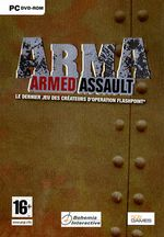 Jaquette ArmA : Armed Assault
