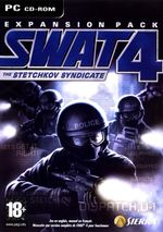 Jaquette S.W.A.T. 4 : The Stetchkov Syndicate